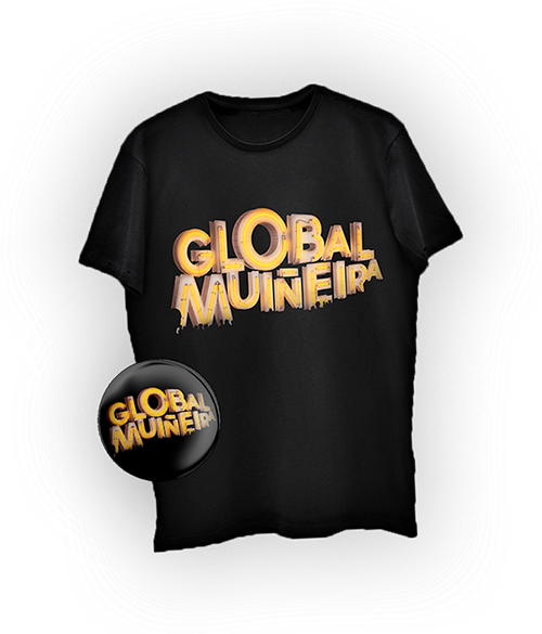 Camisetas Global Muiñeira